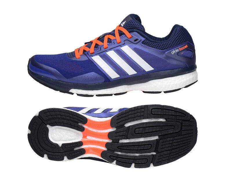 Adidas Supernova Glide 7 Running Shoes B40268 Sneakers Sport Athletic  Violet