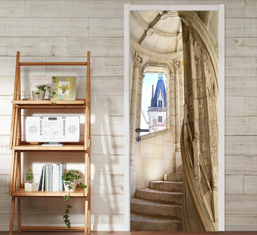 3D Gebäude 755 Tür Wandmalerei Wandaufkleber Aufkleber AJ WALLPAPER DE Kyra  | Genial Und Praktisch  | Optimaler Preis  | Modern Und Elegant In Der Mode