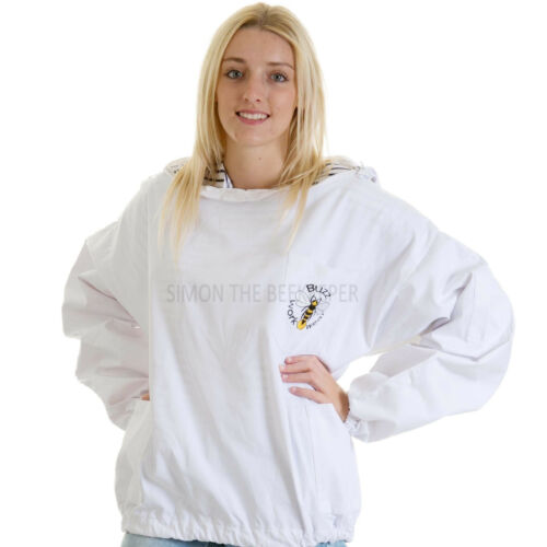 Beekeepers White Fencing Tunic Size Childs L