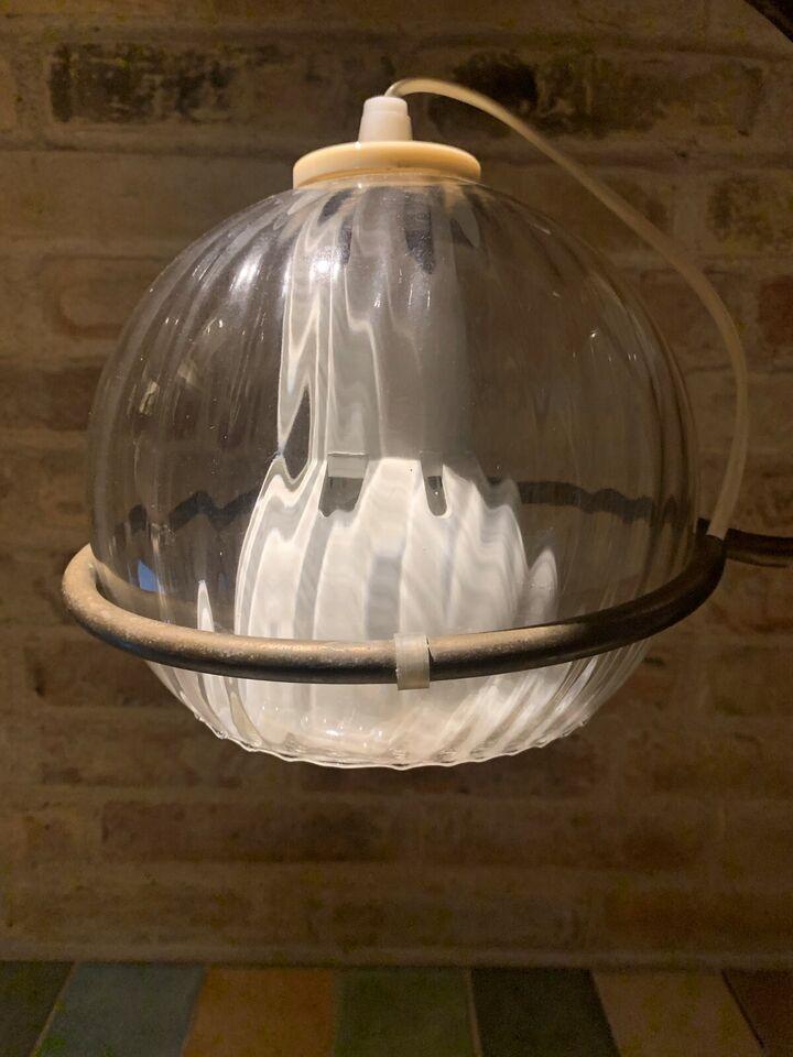Pendel, Unik designer loftslampe