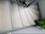 miniatura 4 - Treppenkantenprofil PVC Selbstklebend 41x25mm Kantenschutz 70-200cm Treppenkante