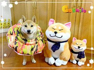 Scarf Shiba Inu Lovely Muco Itoshi no Muco Doge Cosplay Doll Toy Plush 3 Ver. Sa
