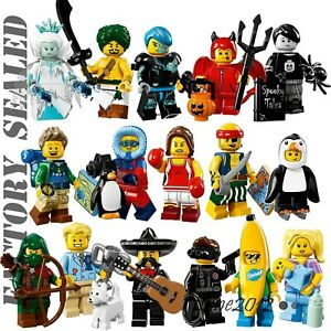 Lego 71013 Minifigures Series 16 Complete and Brand New