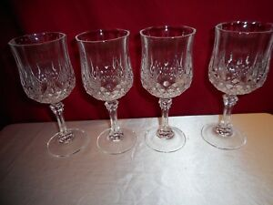 Cristal Darques Lady Diamond.Details About Vintage Cut Crystal Cristal D Arques Lady Diamond 6 Oz Wine Goblets Perfect