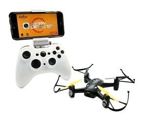 COBRA RC TOYS 2.4GHZ DRONE - HD CAMERA, WIFI, FPV, ALTITUDE HOLD - Android & iOS