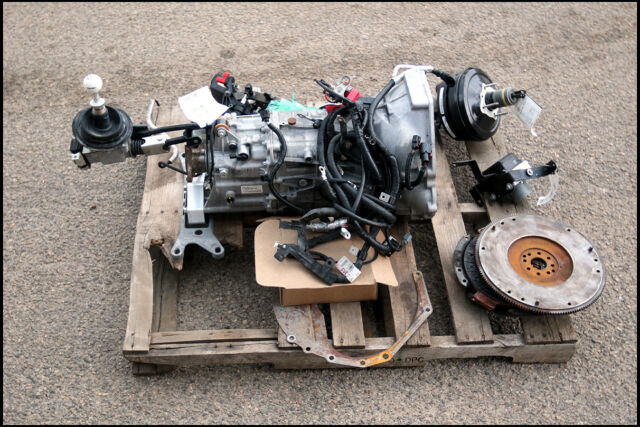 2017 Ford Mustang Getrag Mt82 6 Sd Manual Transmission Swap Kit
