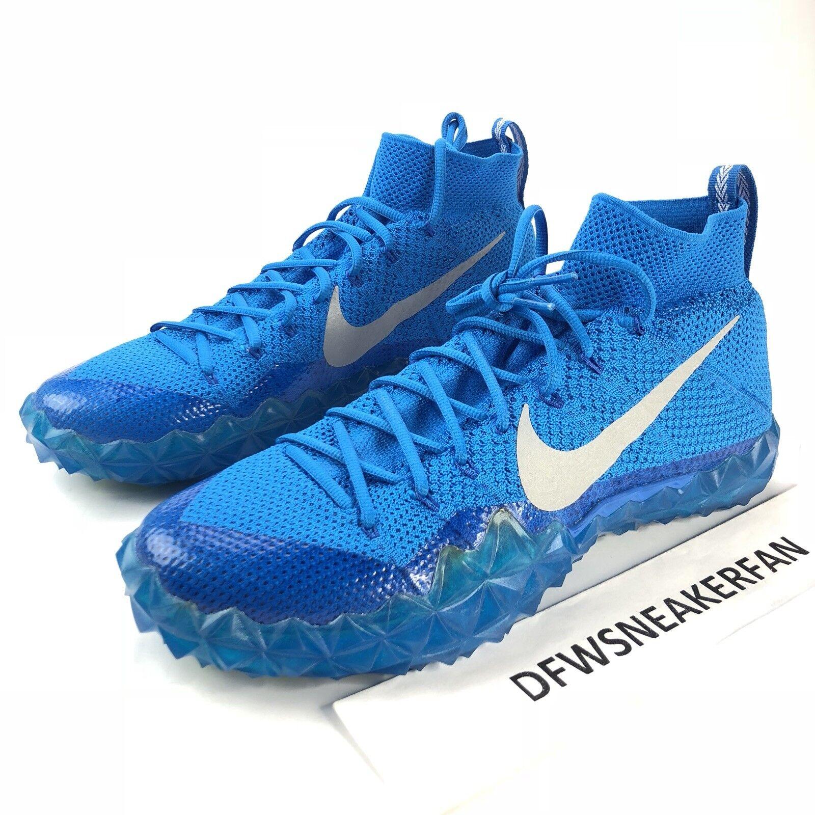 Nike Alpha Sensory Turf Football shoes Men's Size Size Size 10.5 Photo bluee 854312-404 New 71c0fc