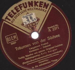 Teddy-Stauffer-Orchester-Eric-Helgar-In-die-unbekannte-Ferne