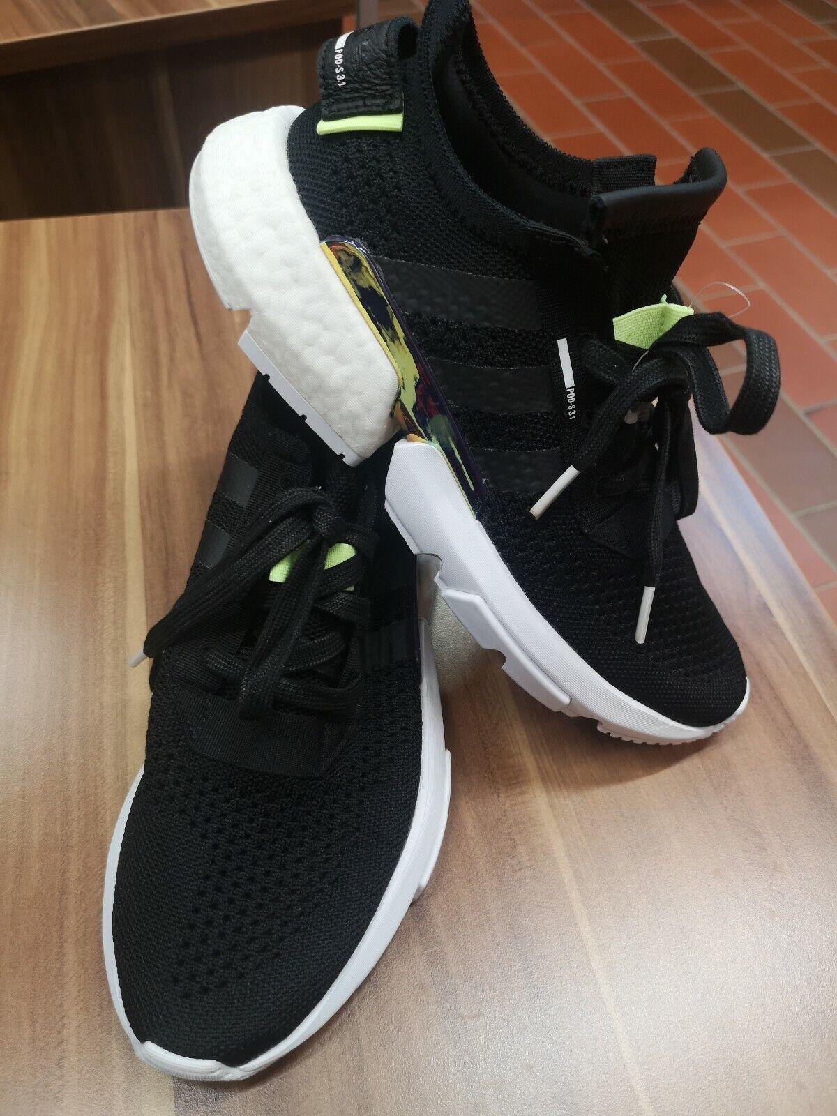 Adidas macho pod - s3.1 - talla UK 6.5 US 7 (da8693)