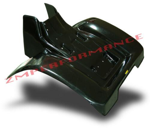 NEW HONDA ATC350X ATC 350X 85-86 BLACK PLASTIC REAR FENDER