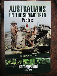 History-BATTLE-OF-POZIERES-SOMME-Australian-Battle-1916-New-Book