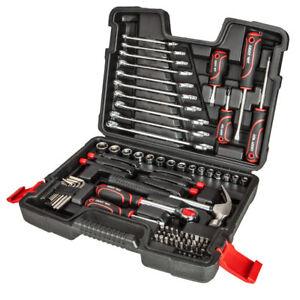73 Tlg Werkzeugkoffer Bestuckt Set Werkzeug Satz Werkzeugkasten