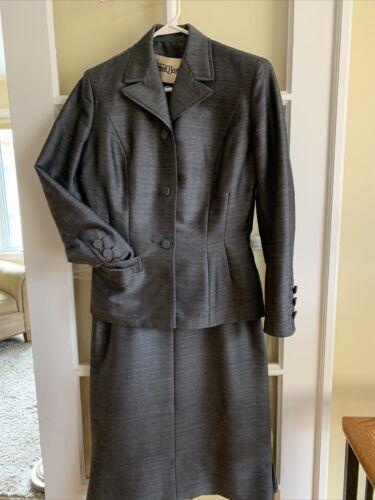 Vtg 1940s 1950s Suit Jewel California