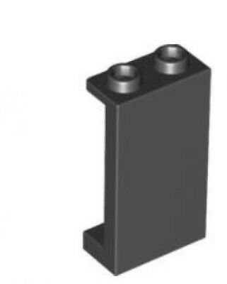 Lego ® Lot x10 Brique Rotation Noir Brick 2x2 with Ball Socket Black 62712