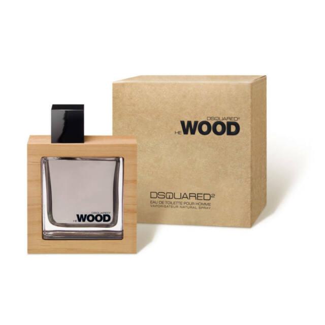 Dsquared2 He Wood Edt Eau de Toilette Spray 30ml NEU/OVP