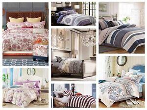 155x220 200x220 Bettwäsche Bettbezüge 100 Baumwolle Weich