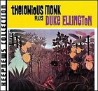 Plays Duke Ellington by Thelonious Monk (CD, Mar-2007, Concord)