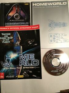 Homeworld-PC-Game-amp-Strategy-Guide-amp-Update