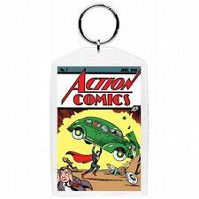 DC Comic Book Action Comics #1  1st Superman Cover Keychain #1