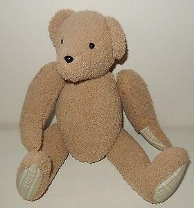 Inventif Belle Peluche Ours Bear Doudou Tradition Moulin Roty Les Jouets D'hier 30cm