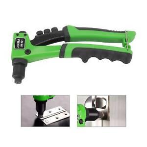 Remache-Pop-Heavy-Duty-mano-pistola-remachadora-remachadora-Herramienta-4-cabeza-Inyectores-NUEVO