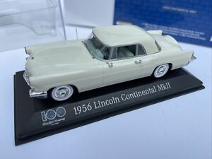 MINICHAMPS 100 YEARS OF FORD SERIES CAPRI PICKUP LINCOLN TAUNUS 1:43rd scale