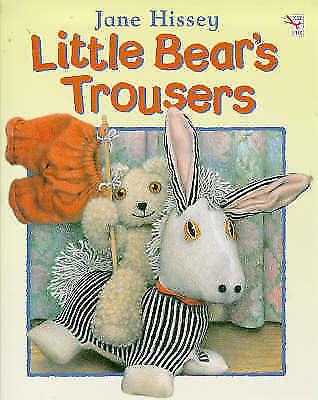 Very Good Hissey, Jane, Little Bear's Trousers (Mini Treasure), Paperback, Book