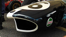 Formula 1 Racer Vintage Race Car Rare Exotic 1960s GP F Indy 500 Sport Metal 12