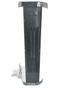 Portable Ceramic H PELONIS Tower Heater 1500W Vertical Horizontal Space Heater