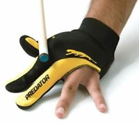 Predator Logo Pool Glove - SMALL / MED - Left Hand, for Right Handed Shooters