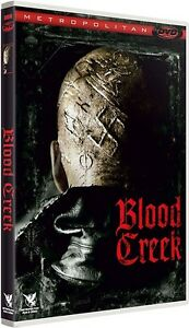 DVD-BLOOD-CREEK-D-Purcell-H-Cavill-M-Fassbender-NEUF-cellophane