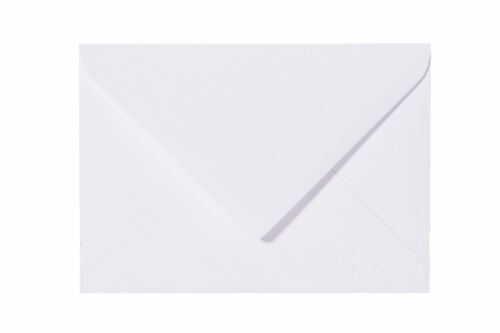 """Umschlag C6 in weiß Weihnachtskarte /""""Geschenkpyramide/"""" 10x15 cm inkl 10 Stück"""