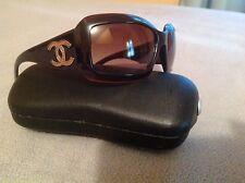186a6405ed4b0 CHANEL Sunglasses Coco Mark 6014 C.538 13 64square 16 120 for sale ...