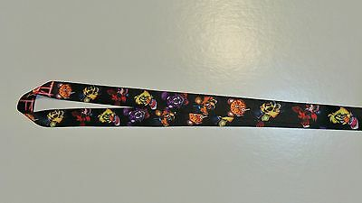 Five Nights at Freddy's Lanyard with breakaway cable