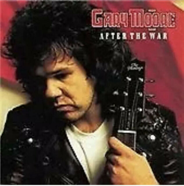 Gary Moore - After the War (cd 1998) In VGC