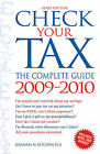 Check Your Tax: The Complete Guide: 2009-2010 by Graham M. Kitchen (Paperback, 2009)