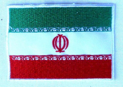 AUFNÄHER Patch FLAGGE flag Fahne IRAN