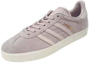 mujer Adidas cuero Sz 36 de 2 zapatillas 3 Uk Zapatos De de 2 4 Gazelle para By8871 zapatos Mujer TgrTXO
