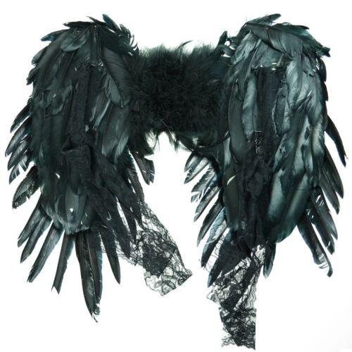 Fairy Wings Poizen Industries Fancy Dress Gothic New Emo Punk