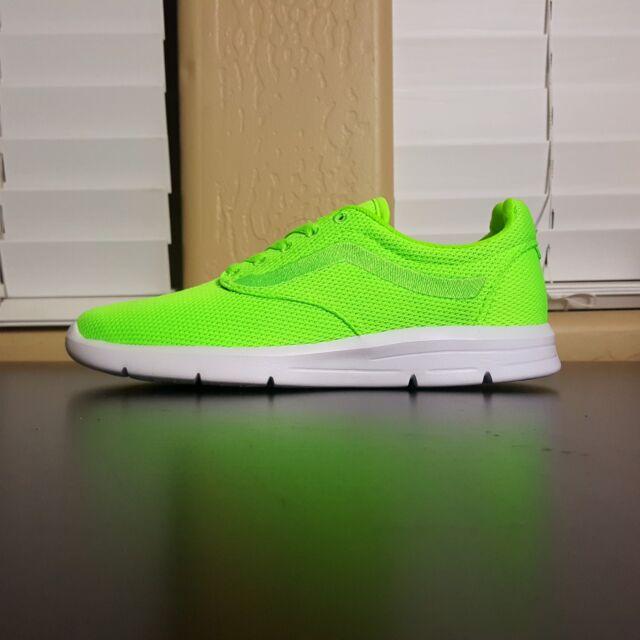 Vans Iso 1.5 Womens Sneakers Green Sneakers for women