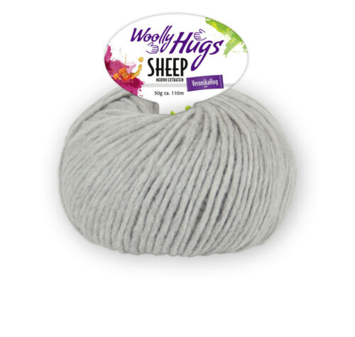 Woolly Hugs Sheep merino extra fino color 50g 90