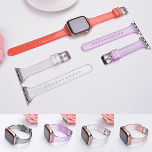 For Apple Watch Series Silicone Watch Band Replacement Belt Straps Accessories