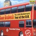The 40th Anniversary Tour of the U.K. by Dave Brubeck (CD, Jun-1999, Telarc Distribution)