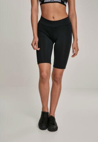 Urban Classics Damen Cycle Shorts Radlerhose kurze Leggings Sport Hose