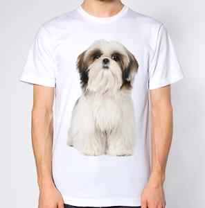 T-Shirt chien Shih Tzu