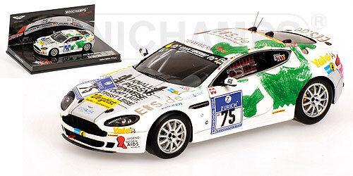 1 43 Aston Martin V8 Vantage N24  ADAC 24 Hrs Nurburgring 2011  Team Werner