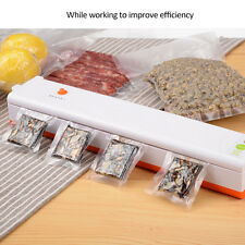 Home Automatic Electric Vacuum Food Packing Sealer Machine Poly Vacuum Bag