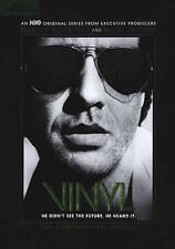 Vinyl : The Complete First Season 1 (DVD, 2016, 4-Disc Set) free shipping