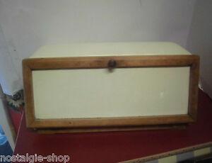 20er 30er jahre brotkasten w chtersbach keramik holz art deco antik ebay. Black Bedroom Furniture Sets. Home Design Ideas