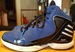derrick rose adidas high tops